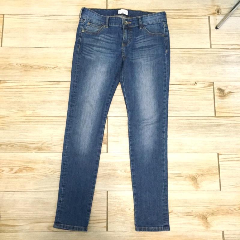 ( )NET 單寧系列牛仔褲直管褲窄管褲