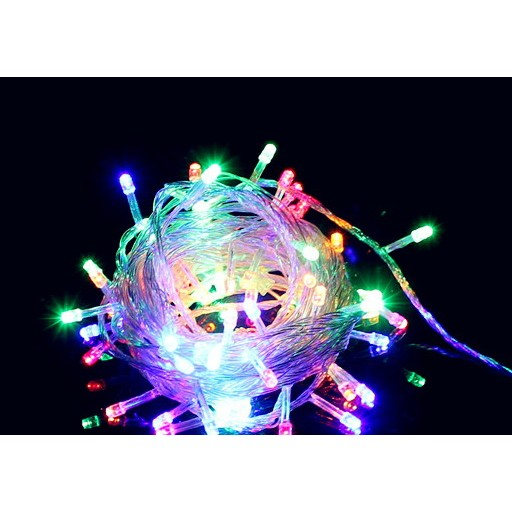 ~CP 值 商店~LED 聖誕燈10 米100 燈院造景燈聖誕樹夜景裝飾聖誕節日喜慶彩燈~