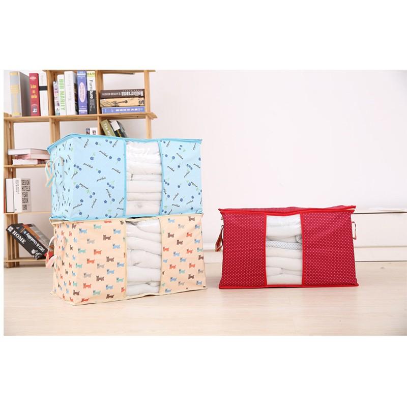 牛津布可水洗棉被衣物收纳袋衣物儲存整理袋棉被袋棉被收納袋抗菌收納袋衣服收納袋收納袋