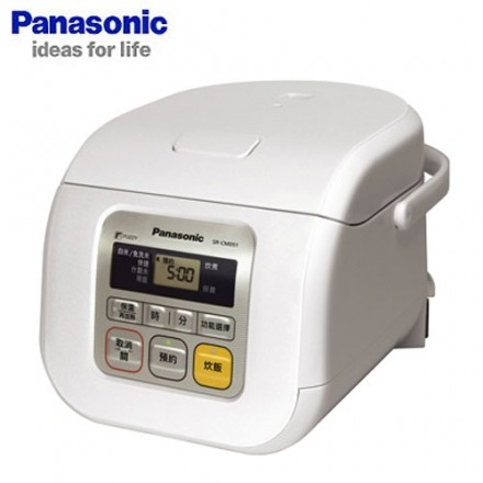~Panasonic 國際牌~3 人份微電腦電子鍋SR CM051