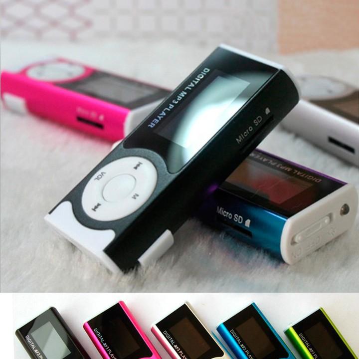 迷你USB MP3 音樂播放器FM 可外接Micro SD TF 卡