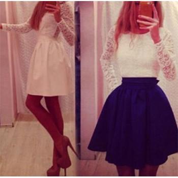 女式花邊連衣裙禮服