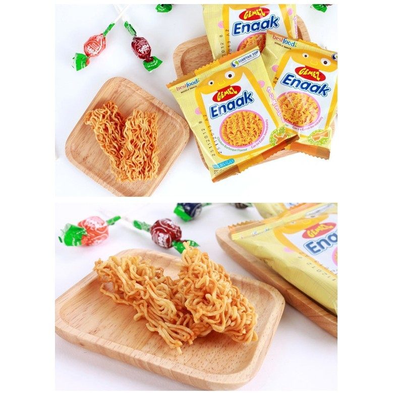韓國Enaak 香脆小雞點心脆麵怪獸點心麵火辣雞麵