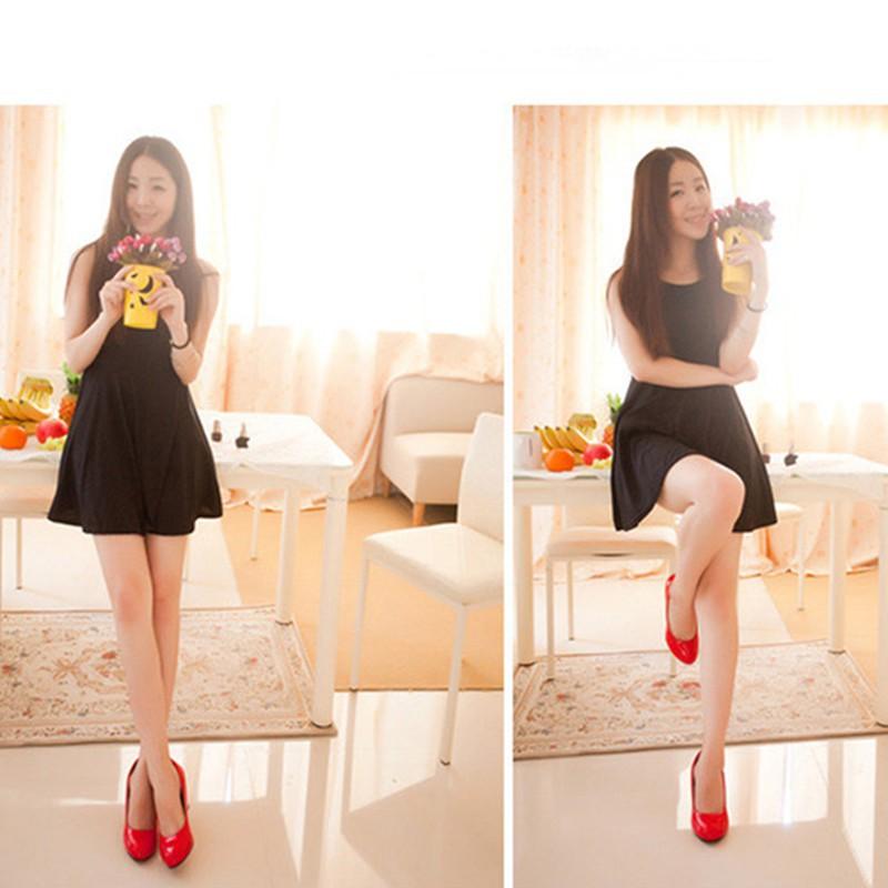 女士高跟鞋平底鞋方鞋鞋跟高跟鞋