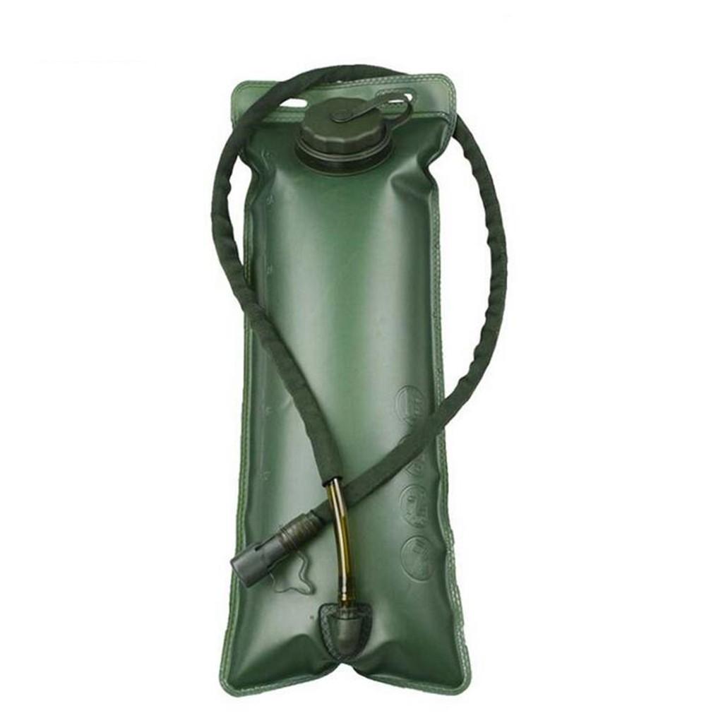 戶外正品 飲水袋水囊3L 便攜加厚騎行跑步登山水袋大容量
