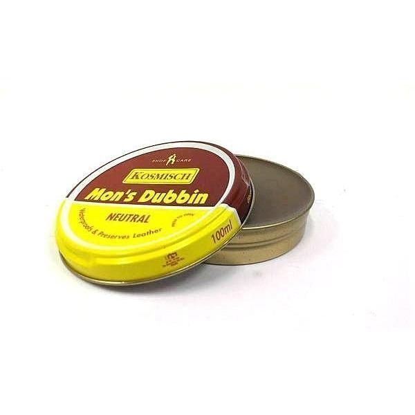 法國Kosmisch Mon s Dubbin 皮革油100ml 皮鞋皮衣皮包