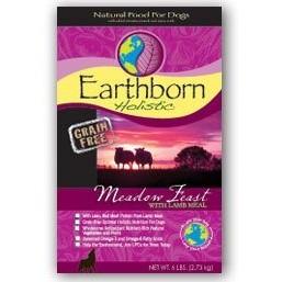 愛拼樂美國Earthborn 原野優越犬糧~低敏無穀犬羊肉蘋果~5lb 2 27kg WD