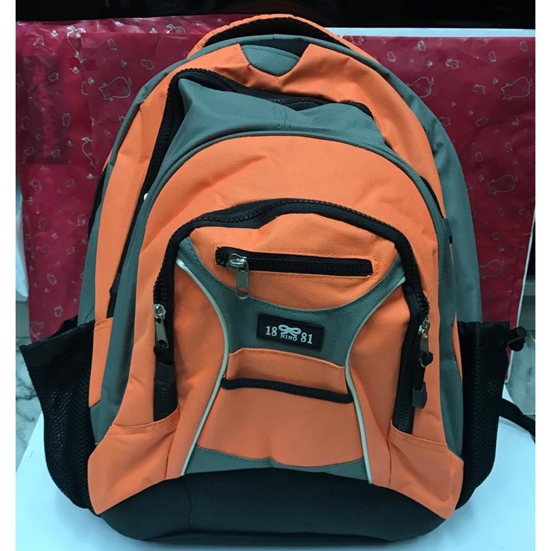 妮妮 館美國NINO1881 商務後背包電腦背包