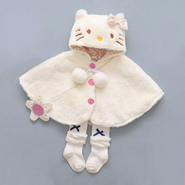 Kitty 卡娃依斗篷