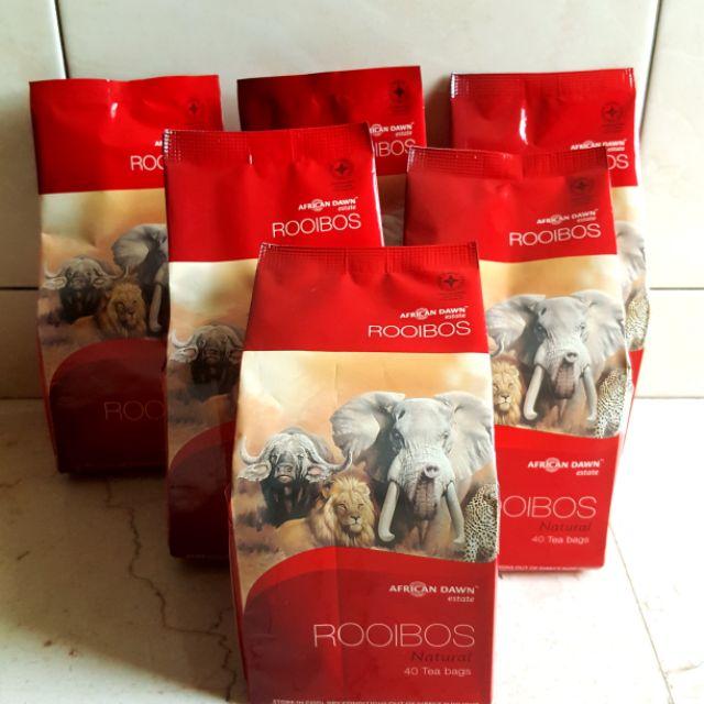 非洲晨曦南非國寶茶n (原味)African Dawn Rooibos Tea