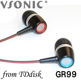 志達電子GR99 VSonic GR99 入耳式耳機ES18 VSD1S E10 聲美CX