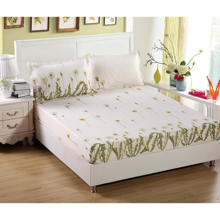 ~雙人加大~床套床單床包被套防滑床墊套枕頭套三件組四件組寢具用品永久的愛