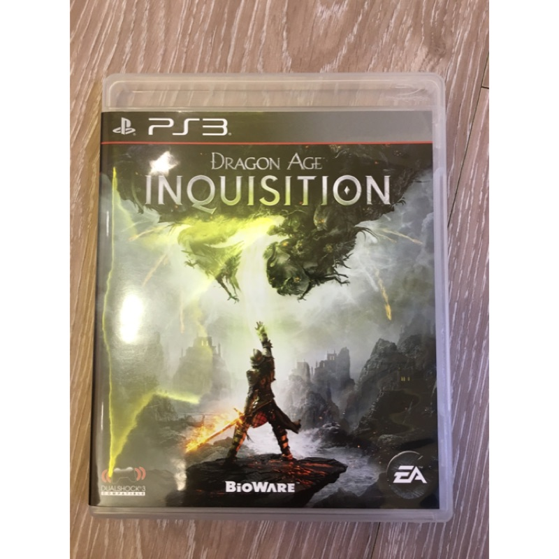 PS3 Inquisition Dragon Age