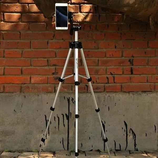 手機相機兩用 腳架加長版110cm 送手機夾收納包追劇神器直播神器 棒