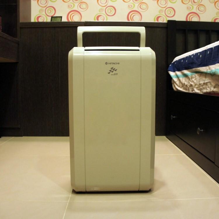 日立HITACHI Fuzzy 感溫適濕控制6L 除濕機RD 12KL 8 成新 6500