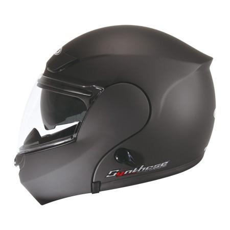 ZEUS ZS3000A 彈性黑可輕易更換全罩與半罩內藏式遮陽鏡片