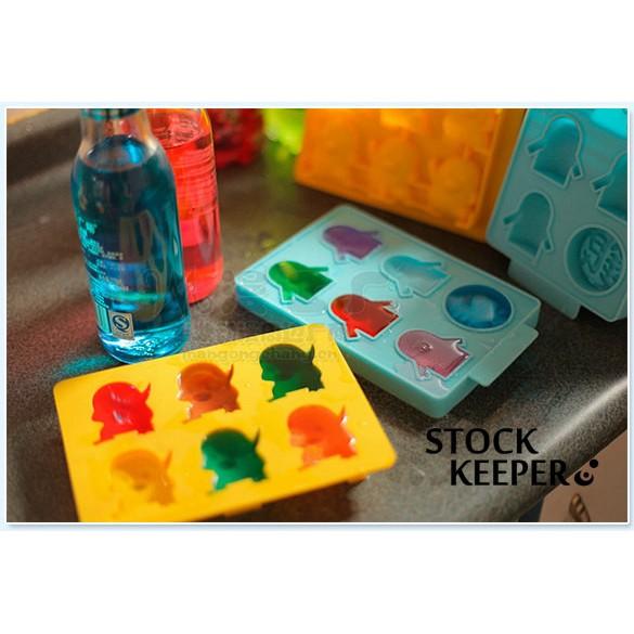 ◀倉庫掌門人▶銀魂伊麗莎白伊莉莎白Just We 矽膠製冰盒製冰格冰塊盒巧克力果凍 皂模具