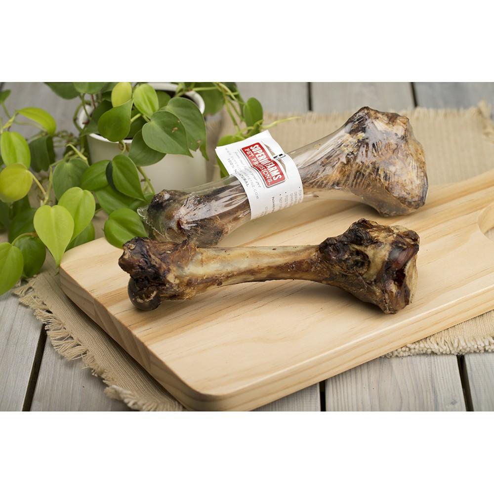 自然牧場天然羊腿骨20cm