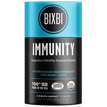 ~小虎寵物~ BIXBI 菇菇粉Immunity 免疫防禦配方60g Organic Pe