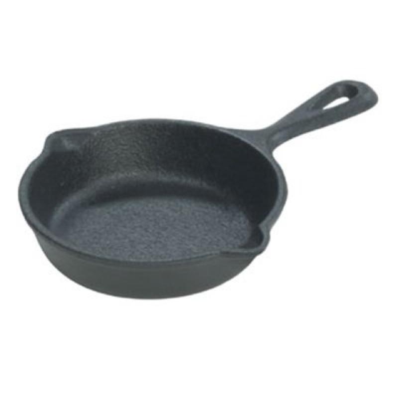 LODGE LMS3 3 5 吋鑄鐵鍋平底鍋小圓煎盤迷你荷蘭鍋美國