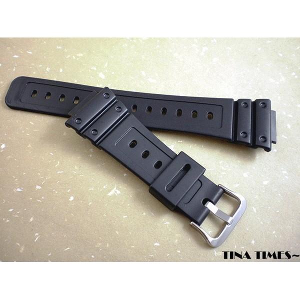 TINA TIMES CASIO ~G SHOCK ~DW 5600E  錶帶_  到貨G
