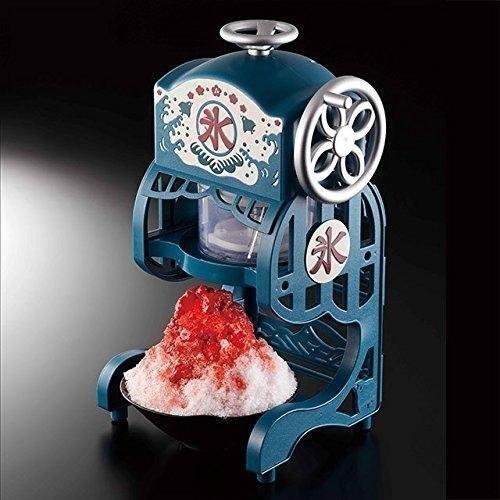 ~ ~日式復古風復刻版懷舊製冰機剉冰機電動刨冰機消暑剉冰機DCSP 1551 附2 個製冰