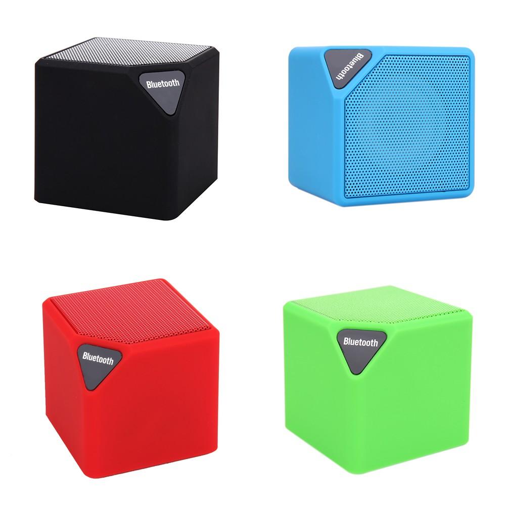 mini x3 無線藍牙彩燈插卡迷你小音箱便攜戶外音響低音炮