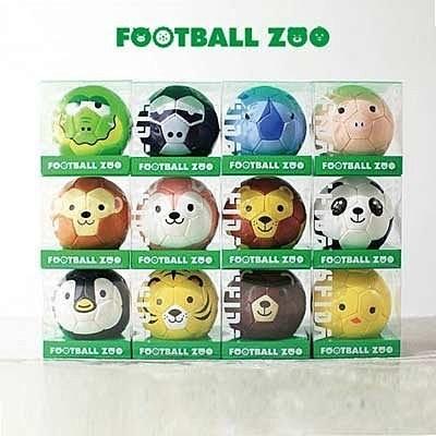 FOOTBALL ZOO 動物 幼兒足球企鵝兒童 迷你足球
