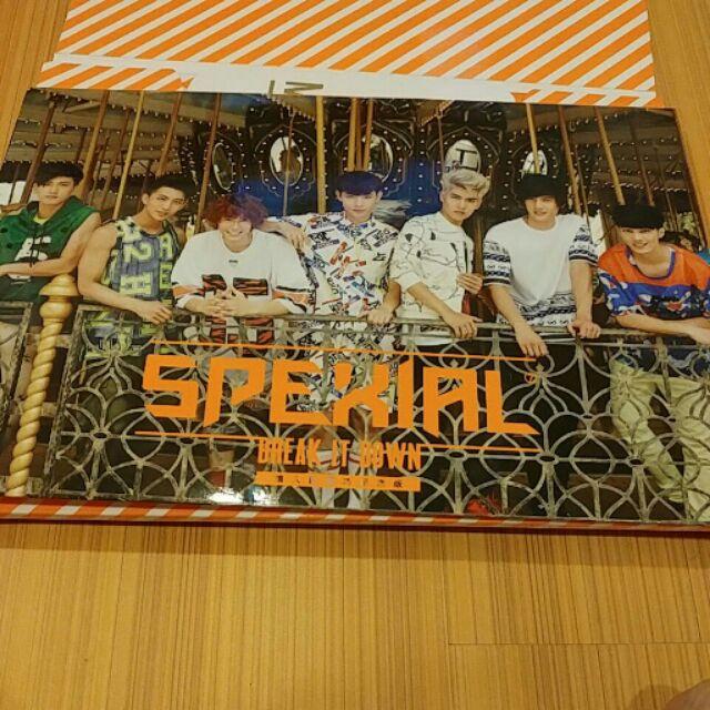 Special 親筆簽名CD 情人節限定版
