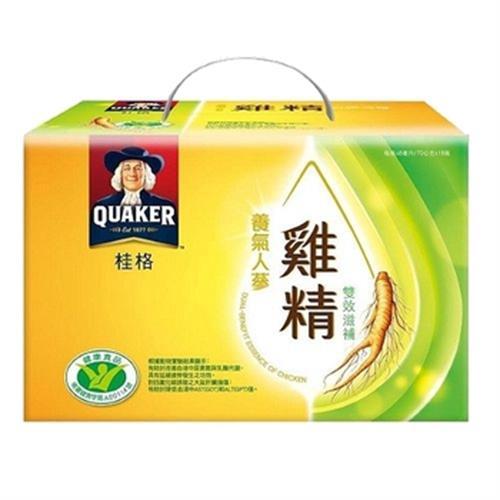桂格 養氣人蔘雞精(68mlX18入)[大買家]