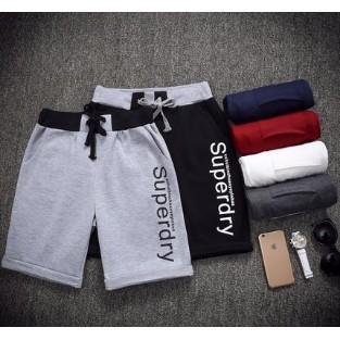 短褲男士休閒褲五分褲潮男裝衛褲寬鬆沙灘褲男夏裝 褲