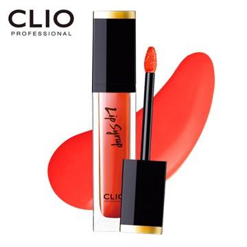 新品CLIO ▼8 折珂莉奧光撩鏡感絲緞唇釉03 暮色暖橙