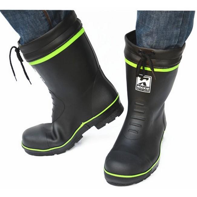 廠商直銷高檔鋼頭防砸雨鞋中筒工作安全雨鞋防滑雨鞋釣魚雨鞋安全鞋39 46 碼