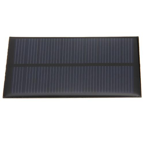 5V 250MA 1 25W 太陽能板