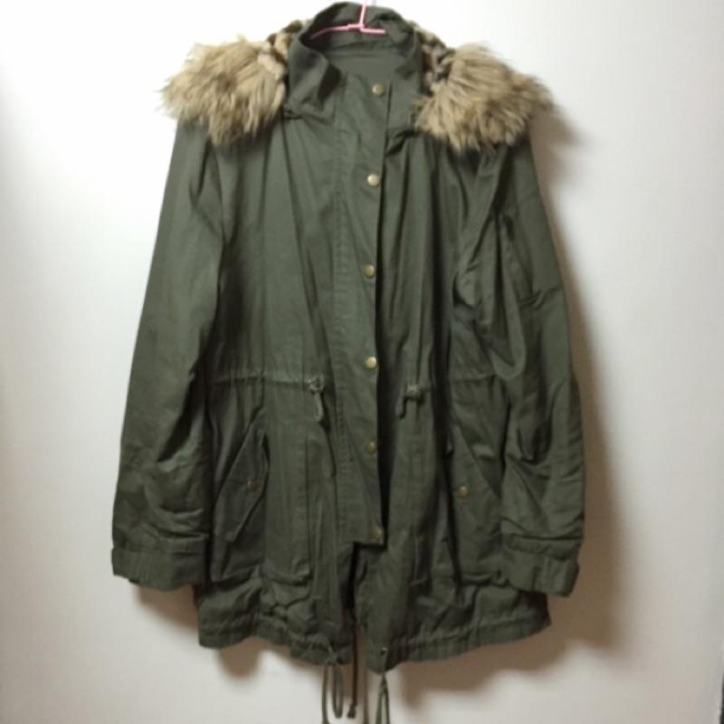 軍裝外套大衣鋪毛帽子可拆豹紋內裡