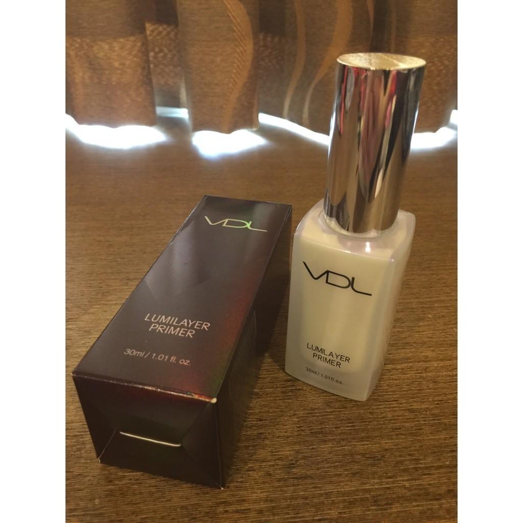 韓國 VDL 貝殼提亮液保濕妝前乳隱形毛孔臉部3D 立體高光液
