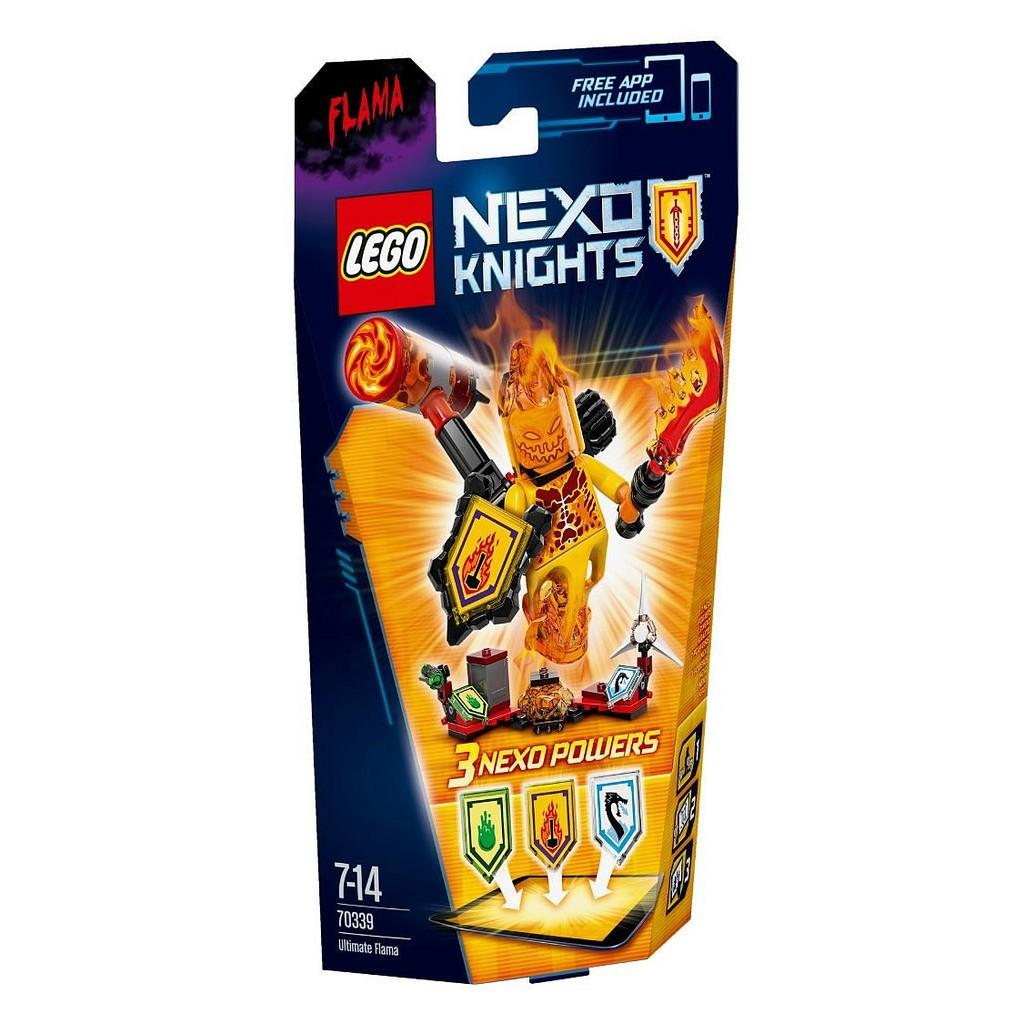 [想樂] 樂高Lego 70339 Nexo Knights 未來騎士Ultimate F