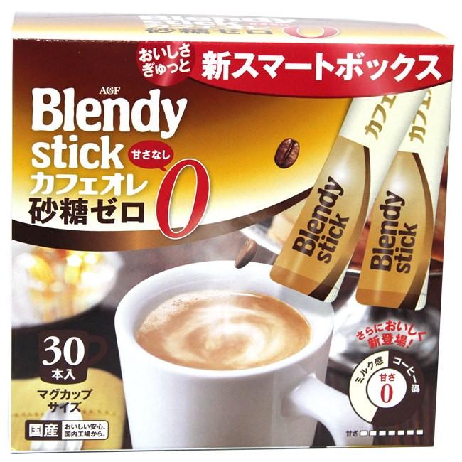 AGF BlendyStick 無糖咖啡歐蕾285g