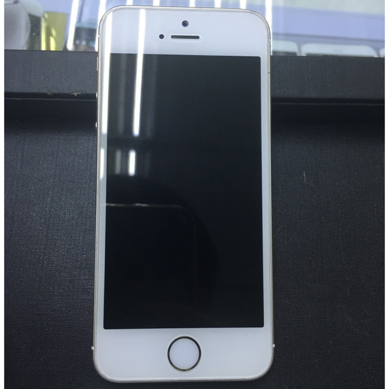 I phone 5S 16G 金色女用中古機