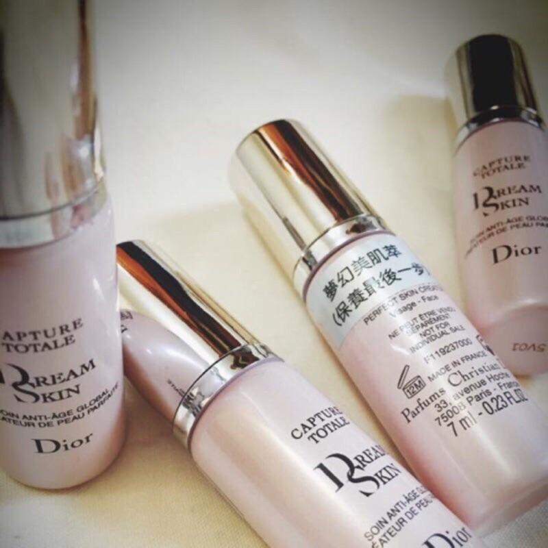 眾多明星 Christian Dior 迪奧Capture Totale 夢幻美肌萃7ml