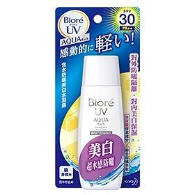 玫瑰藤Biore 蜜妮含水美白防曬美白水凝露SPF30 PA 全身用90ml