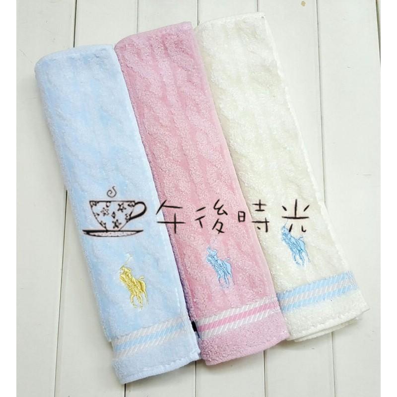 ~午後時光~美國休閒品牌POLO Ralph Lauren RL 男士款刺繡手帕小方巾3