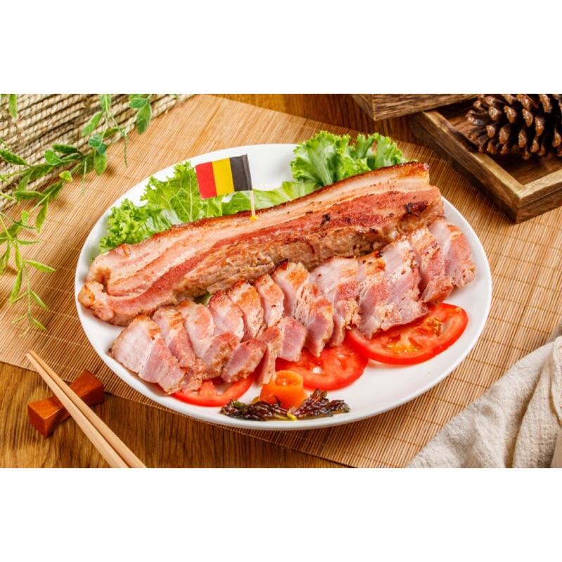 頡品德式烤方肉(德國烤乳豬)