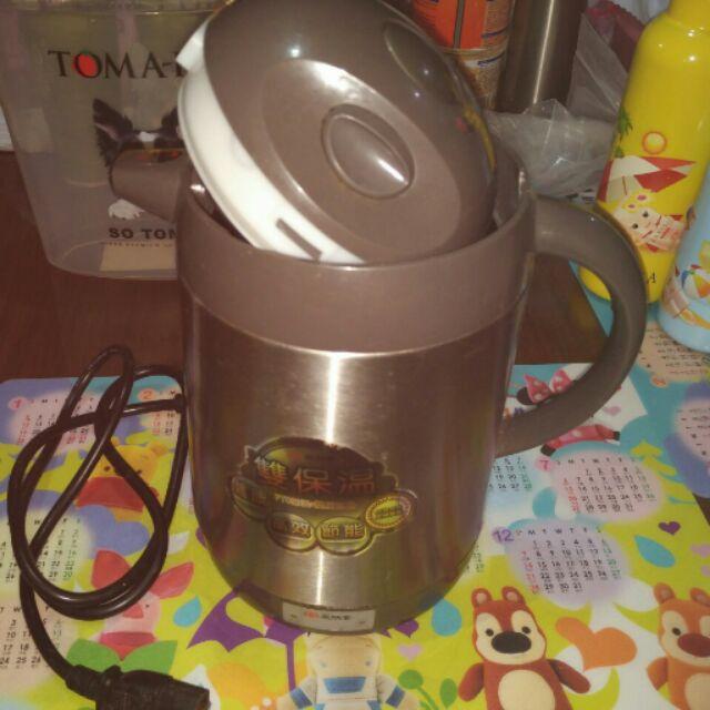 價450 尚朋堂雙保溫節能熱水壺