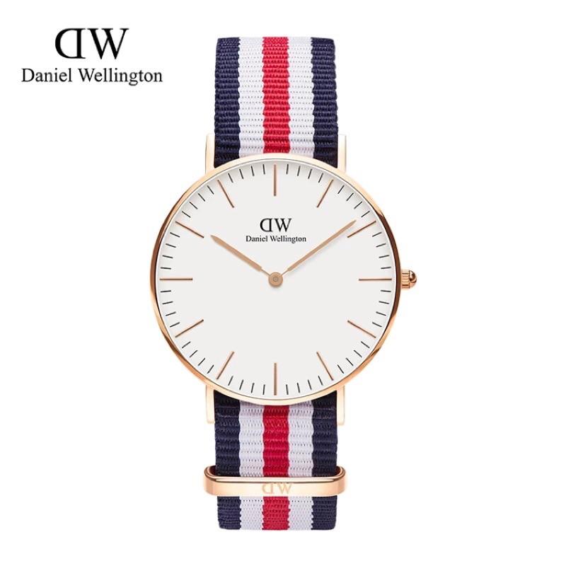 DanielWellington 女表丹尼爾惠靈頓DW 手錶女生表正品女士石英手錶