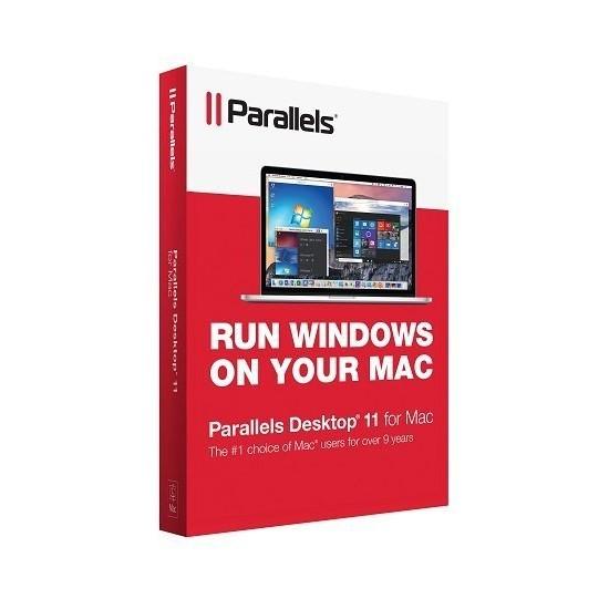 ~ 2 台~Parallels Desktop 11 for Mac ~盒裝版~,可啟動2