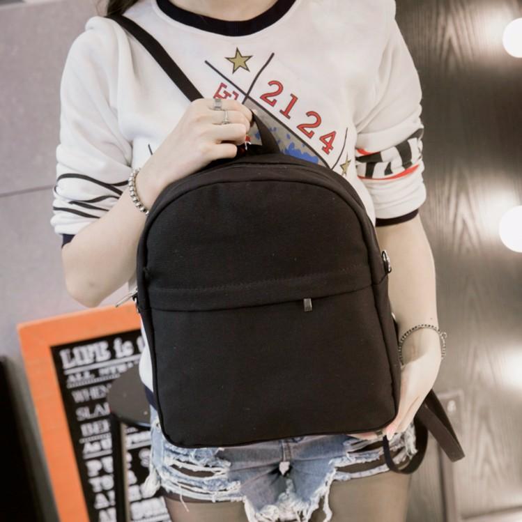 肩背後背兩用小包多用途尼龍防潑水小背包肩背包小型背包