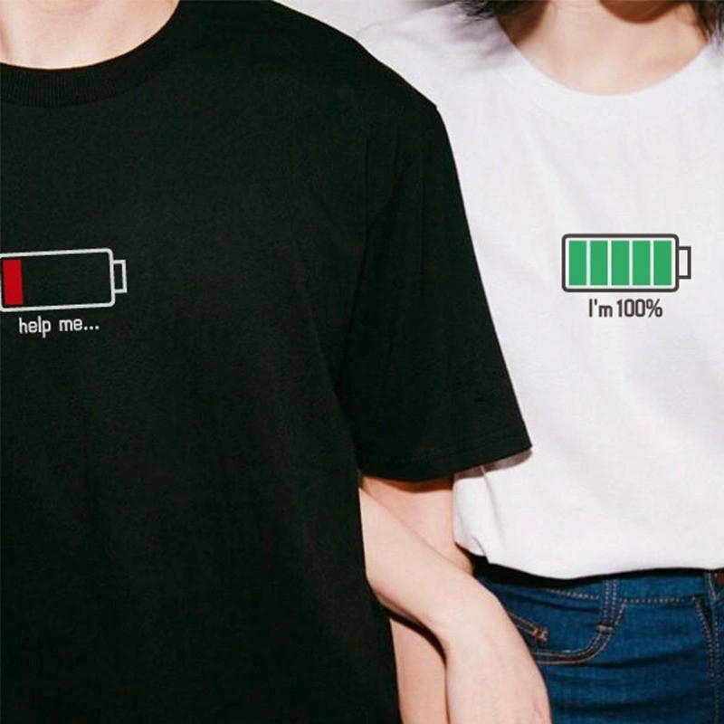 韓國夏裝 大碼女裝半袖港風棉情侶裝短袖寬松T 恤女男潮T 恤短袖T 恤七分袖T 恤大 T