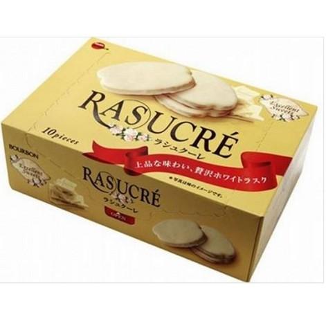 北 RASUCRE 巧克力餅乾RASUCRE 法式烤餅SACRIS 奶油條MILLEFAS