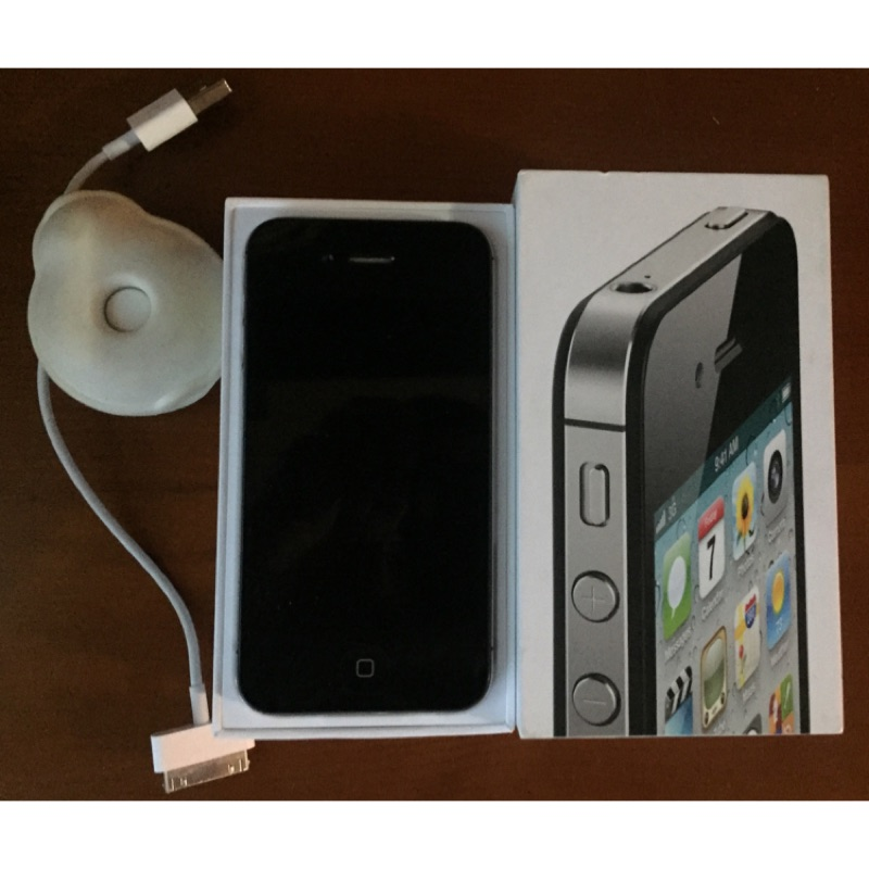 Apple iPhone 4S 32G (iOS 9 3 5
